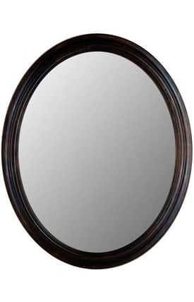 Hitchcock-Butterfield Oval Regal Oval Mirror