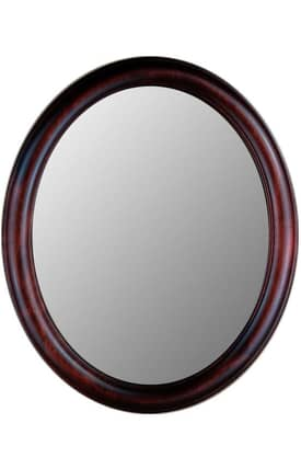 Hitchcock-Butterfield Oval Dover Oval Mirror