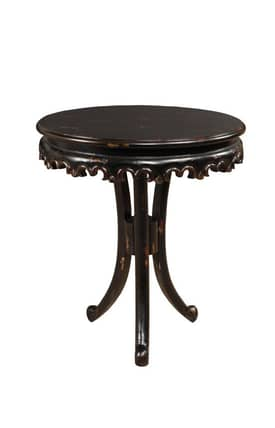 Gails Accents Furniture Tables Bristol Round Pedestal End Table Furniture