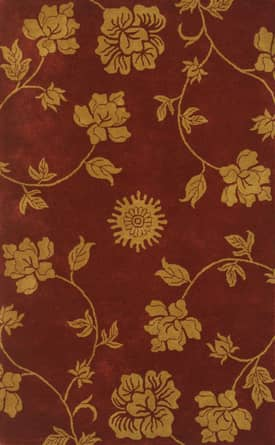Noble House Floral FLORA-5805 Rug