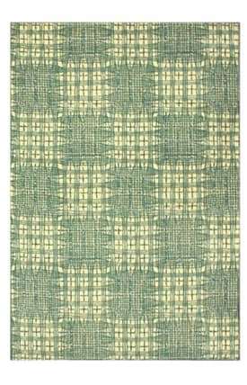 Rugs USA Kingdom Contemporary Plaid Quilt IV Rug