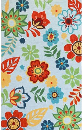 Sapphire Rugs Sapphire Country & Floral -Sonesta-Retro Floral Rug