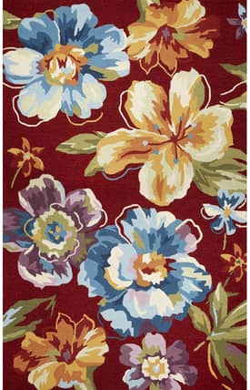 Sapphire Rugs Sapphire Country & Floral -Sonesta-Flora Rug