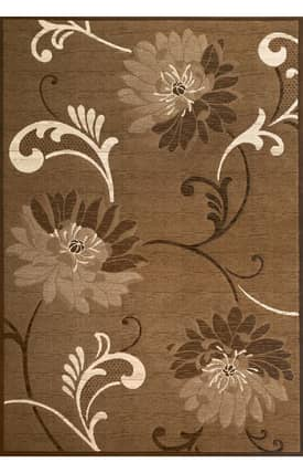 Sapphire Rugs Sapphire Country & Floral -Onyx-Flora Rug