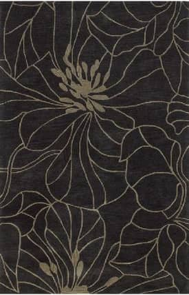 Sapphire Rugs Sapphire Contemporary -Bali-Floral Chic Rug