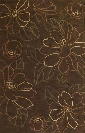 Sapphire Rugs Sapphire Contemporary -Bali-Floral Traces Rug
