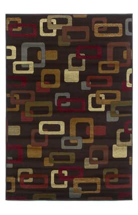 Sapphire Rugs Sapphire Contemporary -Lifestyles-Frames Rug