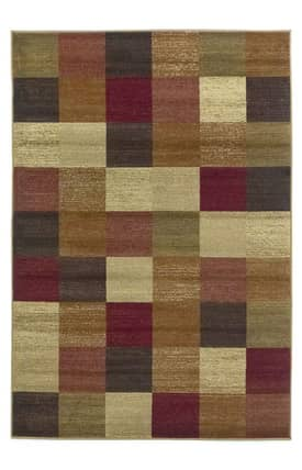 Sapphire Rugs Sapphire Contemporary -Lifestyles-Squares Rug