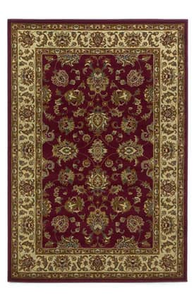 Sapphire Rugs Sapphire Traditional -Lifestyles-Kashan Rug