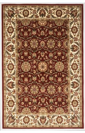 Sapphire Rugs Sapphire Traditional -Cambridge-Floral Agra Rug