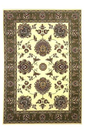 Sapphire Rugs Sapphire Traditional -Cambridge-Floral Mahal Rug