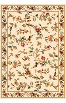 Sapphire Rugs Sapphire Country & Floral -Cambridge-Floral Vine Rug