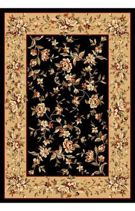 Sapphire Rugs Sapphire Country & Floral -Cambridge-Floral Delight Rug