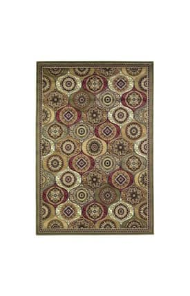 Sapphire Rugs Sapphire Traditional -Cambridge-Mosaic Panel Rug