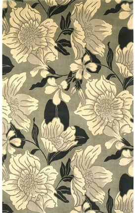 Sapphire Rugs Sapphire Country & Floral Handmade Wool-Catalina-Dream Flora Rug