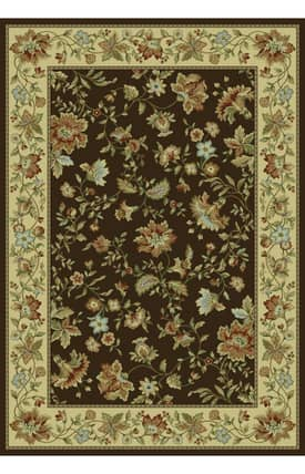 Sapphire Rugs Sapphire Country & Floral -Monte Carlo II-Maya Floral Rug