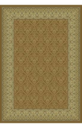 Sapphire Rugs Sapphire Traditional -Monte Carlo II-Damask Rug
