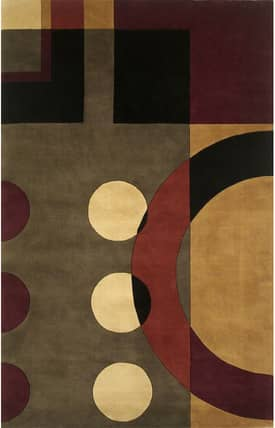 Sapphire Rugs Sapphire Contemporary Handmade Wool-Signature-Contempo Rug
