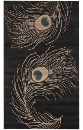 Rugs USA Satara Whispy Peacocks Rug